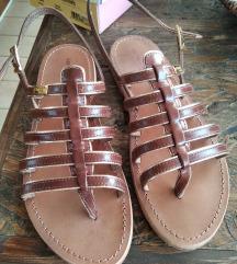 Sandale kožne 40