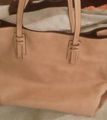 Zara pastelna torba