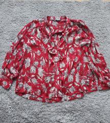 Crvena bluza nikad nošena