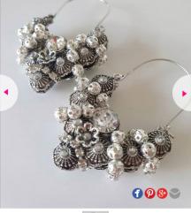 Naušnice Tradicijski nakit