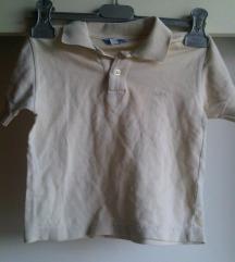 Iana blijedožuta majica za dečke