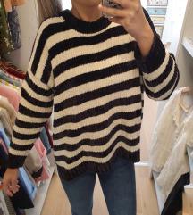 Prugasti pulover ❤😍