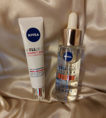Nivea CELLular perfect skin LOT
