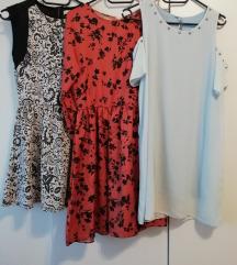 9 haljina  za 80 kn
