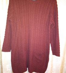 Topla zimska haljina