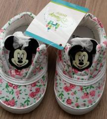 NOVO prekrasne cipelice za nehodače vel.18