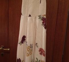 Duga ljetna šarena haljina broj S/M