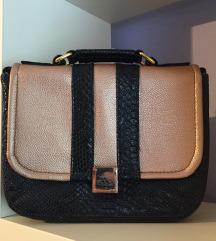 Lovely bags crno/bakrena