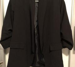 Novi crni sako Postarina ukljucena