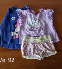 Lot odjeće Vel 92