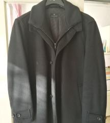 Muški kaput 100% vuna