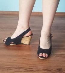 Sandalice na punu petu