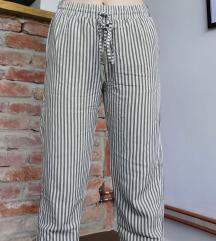 Lagane prugaste hlače
