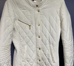 Bijela ženska jaknica