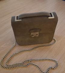 Mala kožna torbica Lazzarini