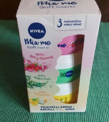 NIVEA 3 mirisne kreme Multipack