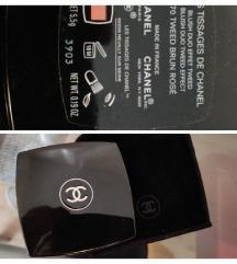 Chanel Blush Duo Tweed Effect 70/rumenilo