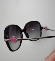 Bvlgari sunčane naočale crne