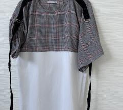 zara haljina tunika S/M