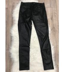 Crne kožne hlače!