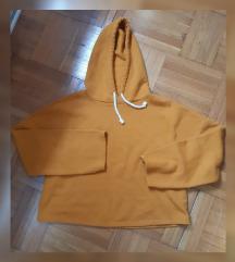 Zara oversized duksa