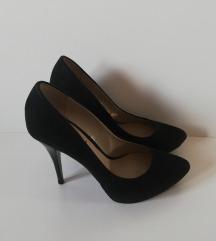 Crne antilop cipele ZARA br.37