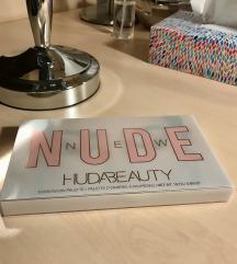 Huda Beauty Nude Paleta Nova