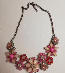 Ogrlica roza