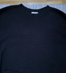 Zara knit basic vesta, vel. M