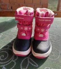 Zimske čizme/buce za curicu