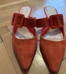 Narančast Zara cipele