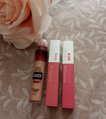 Maybelline lot Novo