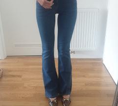 Zara trapez jeans 36
