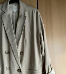 H&M oversized sako/blazer