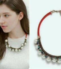 Zara like ogrlica