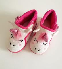 Zimske Cupcake papuče za cure