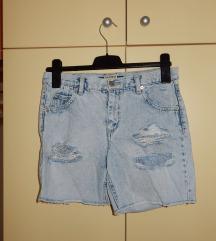 pull and bear kratke jeans hlace