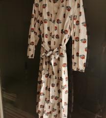 Nova Zara haljina od popelina, vel. L