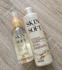 Skin So Soft Set *novo*