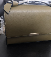 Maslinasno zelena torba