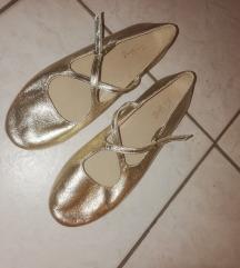 Zara zlatne cipele