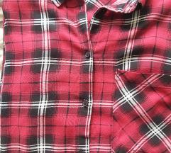Crvena Terranova košulja