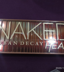 Urban decay HEAT paleta
