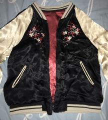 ZARA jaknica s dvije strane