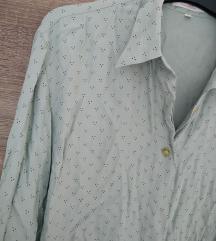 MODEA točkasta košulja