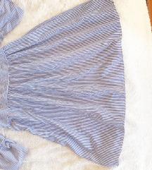 Haljina na prugice