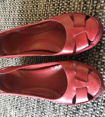 CLARKS kožne cipele 39,5/40