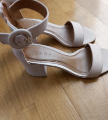 Carrano nove roze  sandale 36