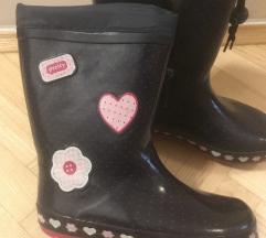 Gumene čizme za djevojčicu,vel.33
