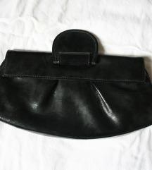 Kožna dizajnerska torbica Manzoni